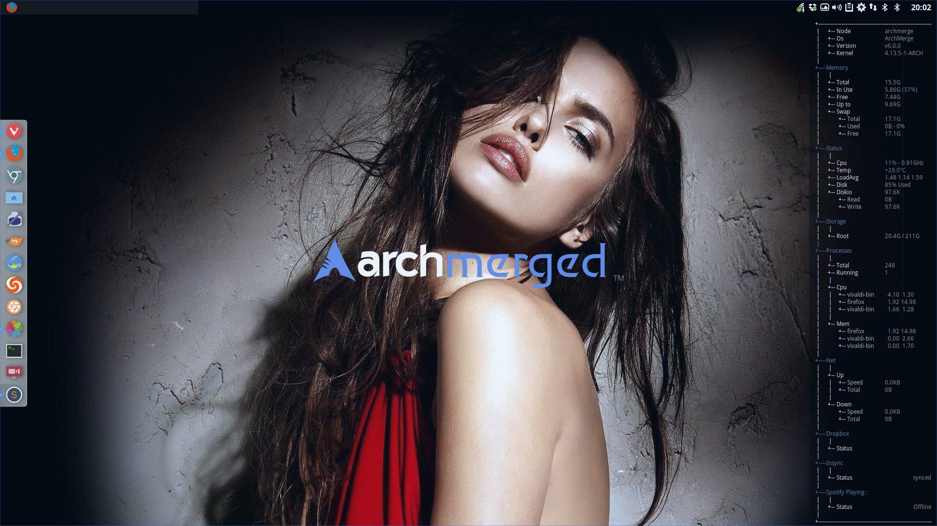 ArchMergeD Kirk Release 6.1