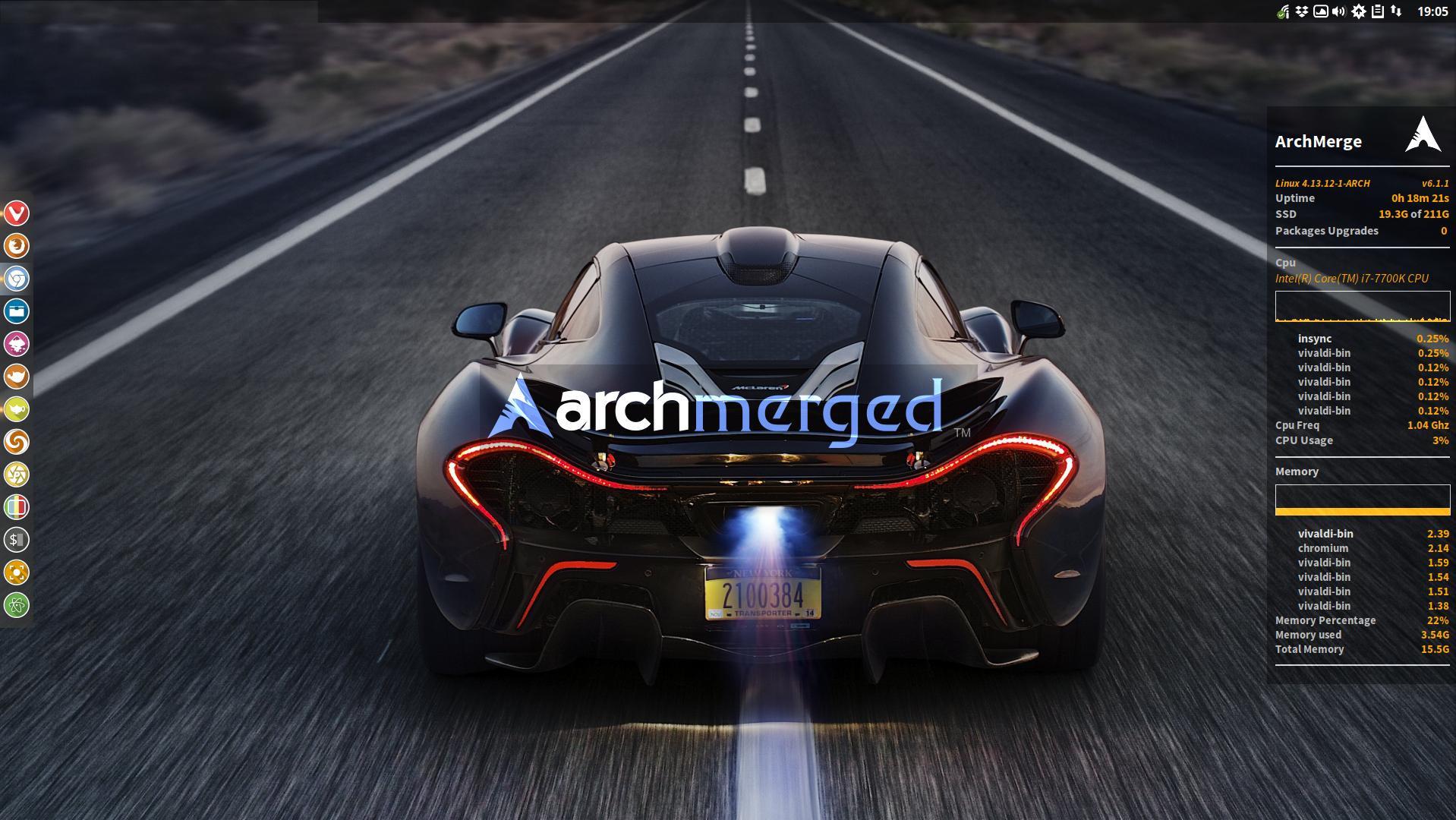 ArchMergeD Kirk Release 6.2