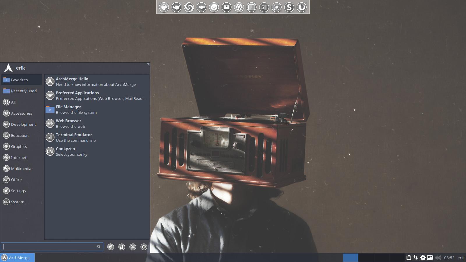 ArchMerge Kirk Release 6.3
