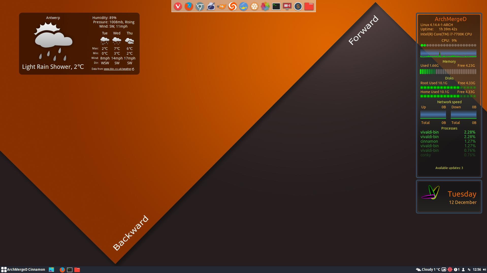 ArchMergeD Kirk Release 6.3