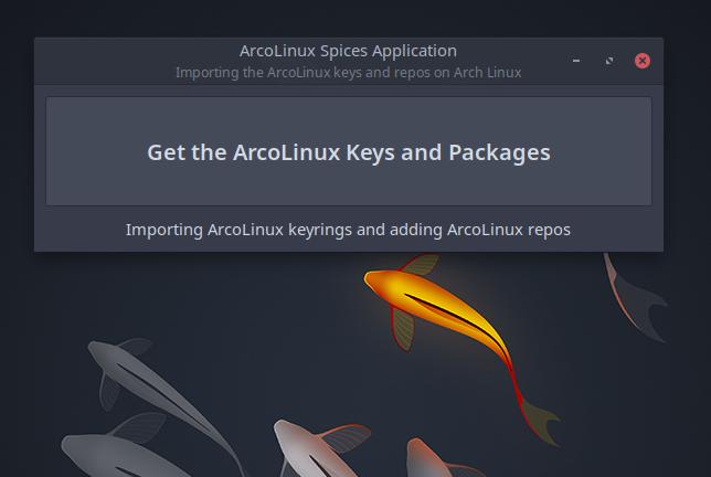 ArcoLinux -D -B 21.07