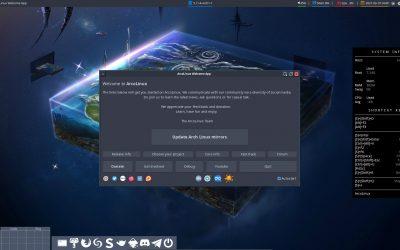 ArcoLinux -D -B 21.03